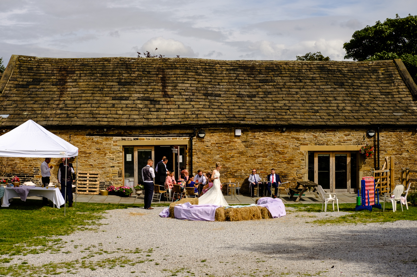 Image of Northorpe Barn wedding venue