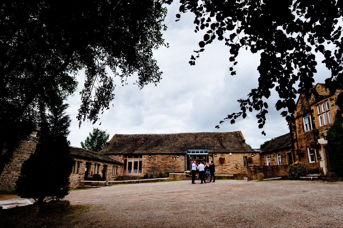 Image of wedding venue Northorpe Barn