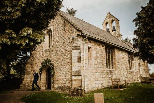st everilda church in nether poppleton
